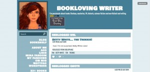 Booklikes blog